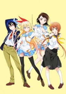 Nisekoi manga cover
