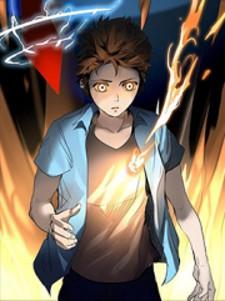 Tower of god manga cover