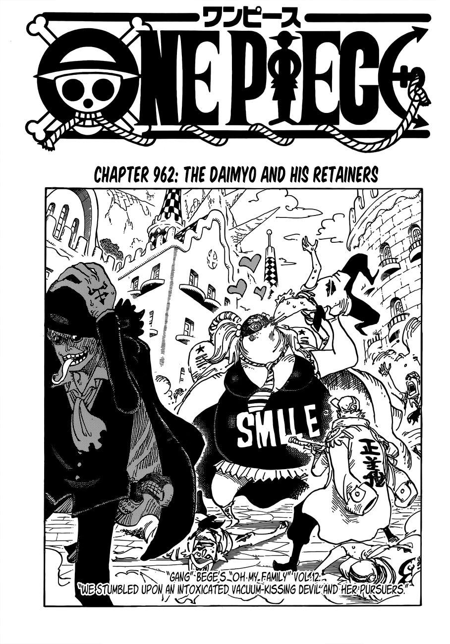 One Piece Manga - Chapter 986 | read manga online free